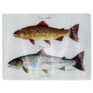 Sea & Brown Trout Heatstand & Surface Protector