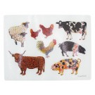 Richard Bramble Farmyard Heatstand & Surface Protector