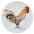 Cockerel & Rooster Heatstand & Chopping Board by Richard Bramble