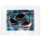 Puffins at Sea Heatstand & Surface Protector