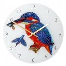 Richard Bramble Puffin Swimming 30cm Clock