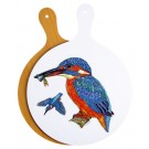 Richard Bramble Kingfisher Melamine Chopping Board