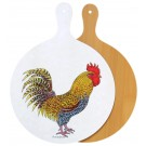 Richard Bramble Cockerel Melamine Board