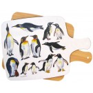 Penguins Melamine Board