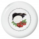 Richard Bramble Mozzarella Cheese Platter & Pizza Plate