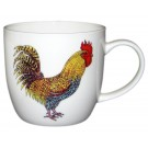 Richard Bramble Cockerel or Rooster Mug (medium size) end of line