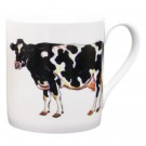 Holstein-Friesian and Guernsey Cow Mug