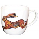 Hares Mug medium by Richard Bramble right side