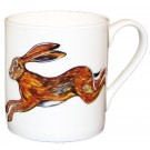 Hares mug right side large