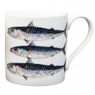 Richard Bramble Mackerel & John Dory Mug (large size)