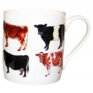 Cows mug by Richard Bramble
