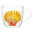 Scallop Mug (medium size) by Richard Bramble
