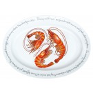 Richard Bramble Shrimp & Prawn 39cm Oval