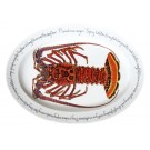Spiny Lobster Crayfish Langouste Crawfish design by Richard Bramble