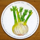 Fennel Tablemat by Richard Bramble