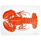 Red Lobster Large Tablemat by Richard Bramble