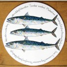 Richard Bramble Mackerel Tablemat