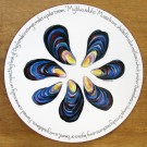 Richard Bramble Mussels Tablemat