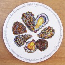 Richard Bramble Oysters Tablemat