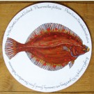 Richard Bramble Plaice Tablemat