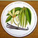 Vanilla Tablemat by Richard Bramble