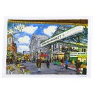 Richard Bramble Borough Market Tea Towel
