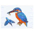 Richard Bramble Kingfisher Tea Towel