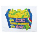 Richard Bramble Lemons Tea Towel
