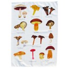 Richard Bramble Mushroom Tea Towel