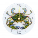Blue Crab Tide Clock by Richard Bramble