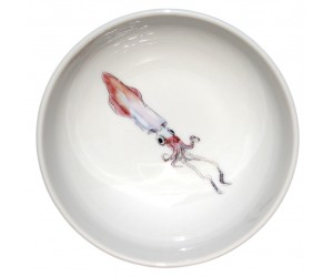 Richard Bramble Squid 13cm Bowl