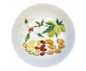 "Richard Bramble Almonds 13cm (5"") Bowl"