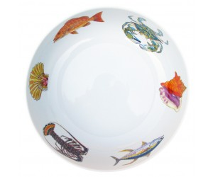 Richard Bramble Fish & Shellfish US South Coast 28cm Bowl