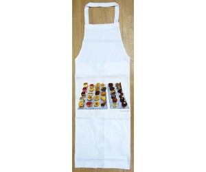 Richard Bramble Petit Fours Cakes Apron