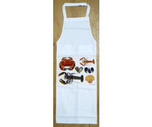 Richard Bramble Shellfish Apron