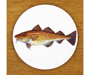 Richard Bramble Cod Coaster
