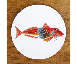 Richard Bramble Gurnard Coaster