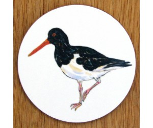 Richard Bramble Oystercatcher Standing Coaster