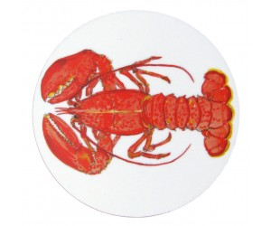 Richard Bramble Red Lobster Coaster