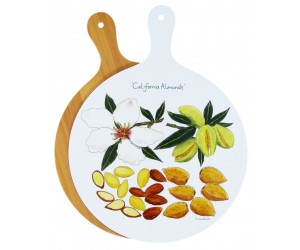 Richard Bramble Almonds Melamine Chopping Board