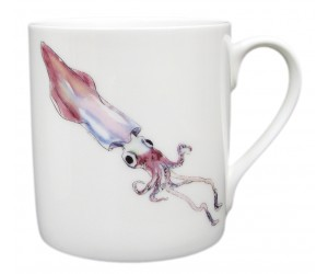 Richard Bramble Squid Mug (large size)