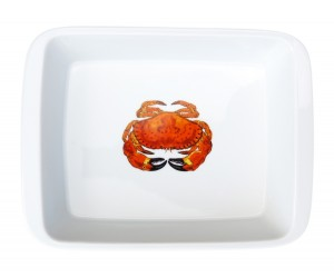 Richard Bramble Crab Medium Roaster & Baking Dish