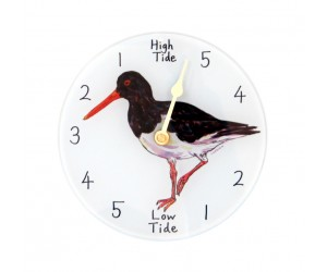 Richard Bramble Oystercatcher 18cm Tide Clock