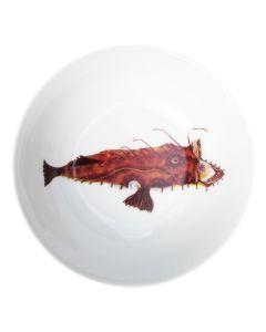 Monkfish 13cm Bowl by Richard Bramble