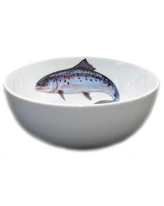 Richard Bramble Salmon 16cm Bowl