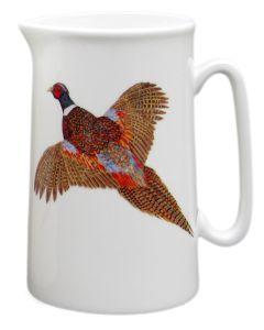 Richard Bramble Ring-necked Pheasant 1 Pint Jug
