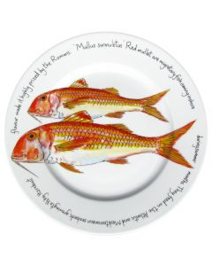 Red Mullet 30cm Plate