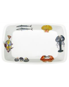 Richard Bramble Fish & Shellfish 39cm Roaster & Baking Dish
