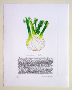Fennel Print (printed to order)