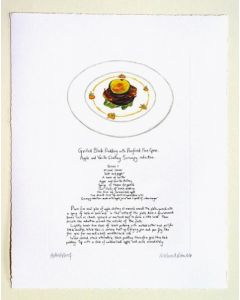 Black Pudding Recipe Print Chef Andrew Pern